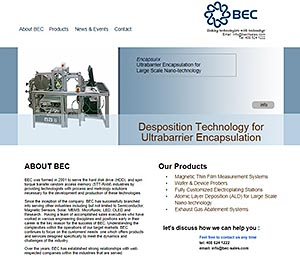 website for BEC